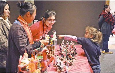 各国博物馆 共迎中国年