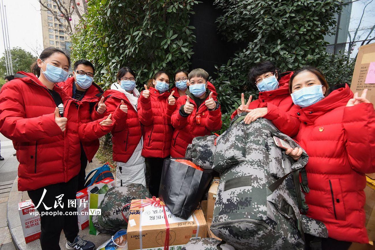 广东省第二批医疗队抵达湖北荆州