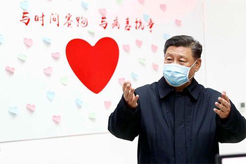 坚决打赢疫情防控阻击战 中国加速
