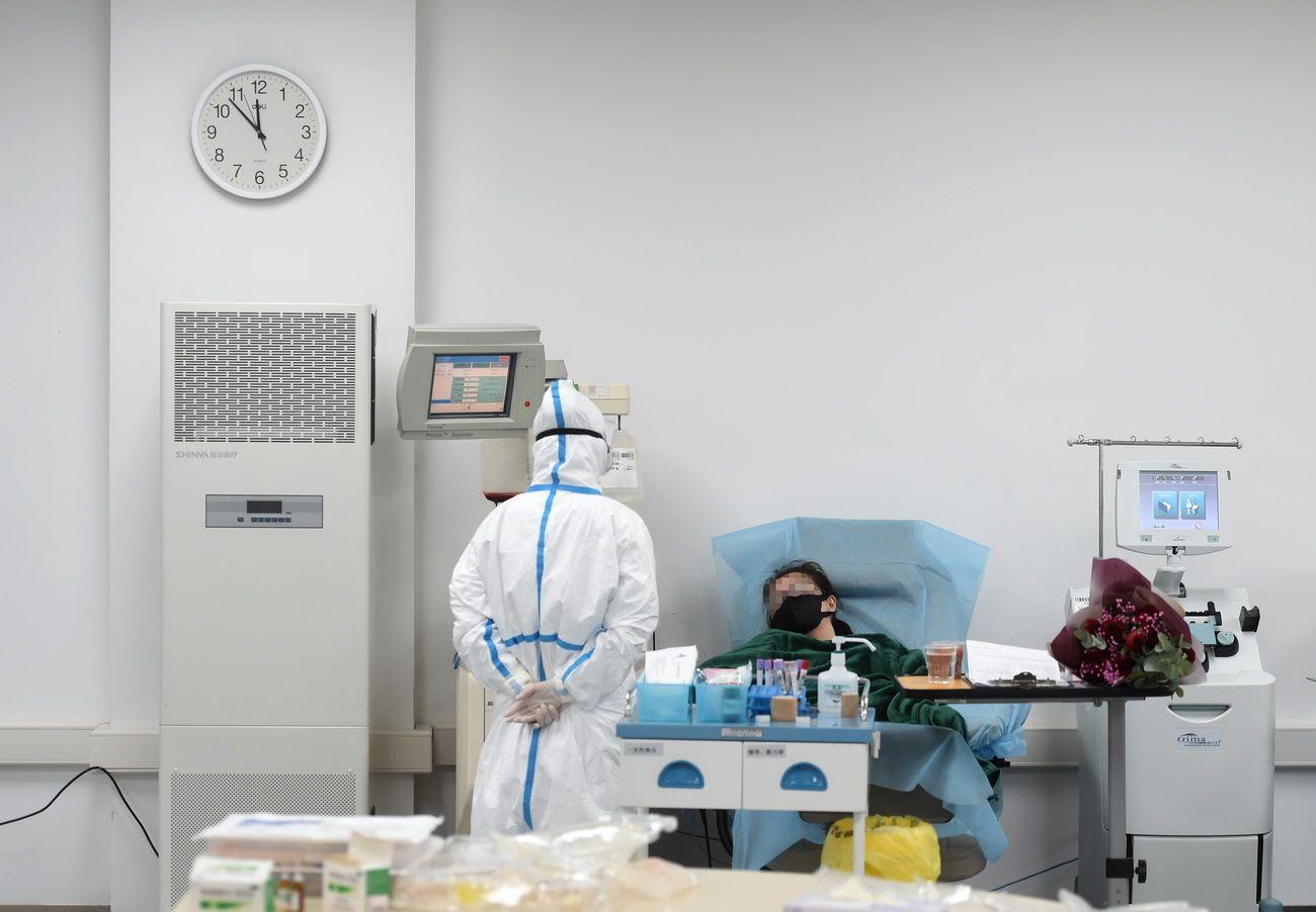 浙江全面启动新冠肺炎康复者捐献血浆工作