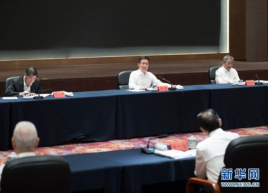 韩正在推进海南全面深化改革开放领导小组全体会议上强调 把握好分步骤分阶段的实施节奏 扎实稳妥推进海南自由贸易港建设
