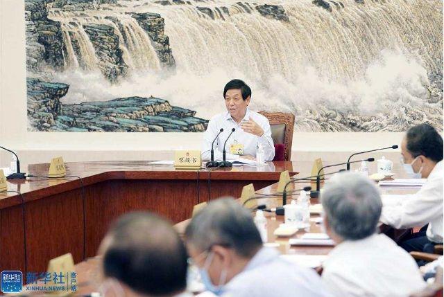 香港特区维护国家安全法草案建议表决稿提交审议