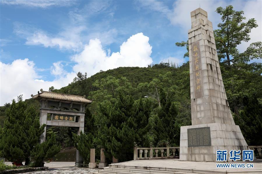 为了不能忘记的昨天——走近香港抗日遗迹守护者吴军捷