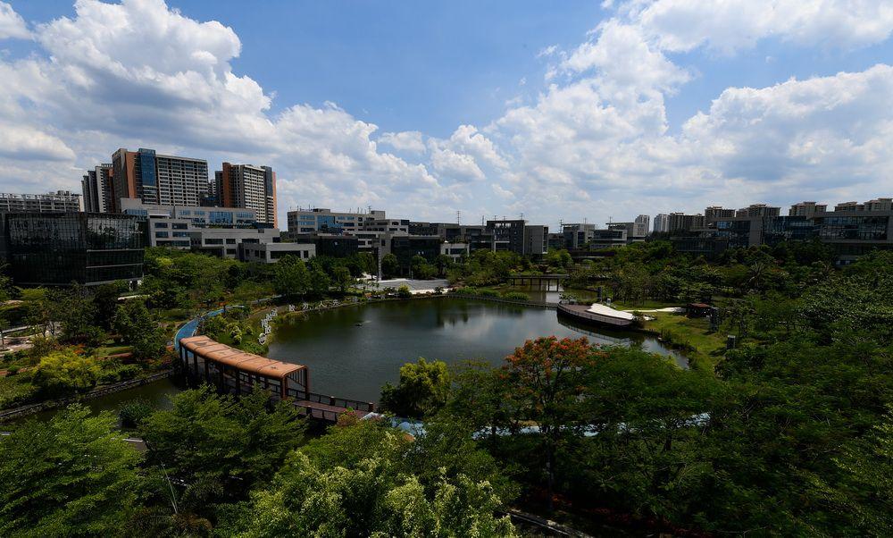 走进自贸港:海南自由贸易港生态软件园【4】