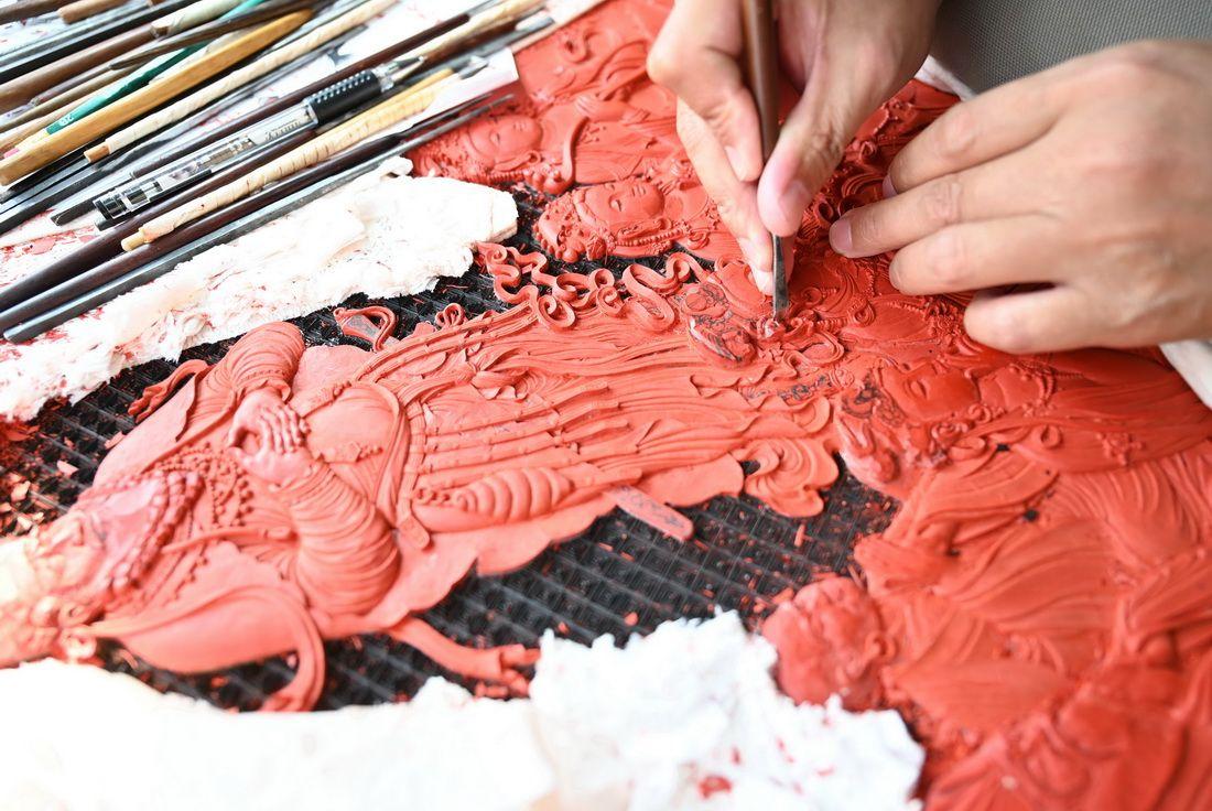 福建福州:现代漆画的传承与发展