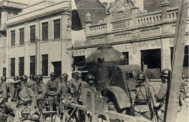 抗战时中国2次迁都 为何第1次选洛阳第2次选重庆